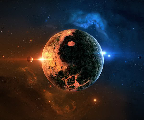 Space Planets Wallpaper