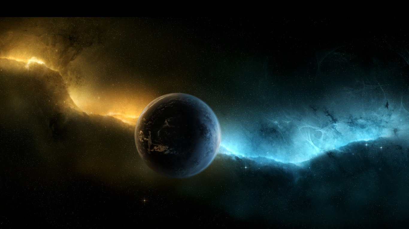 Space Wallpapers 1366x768