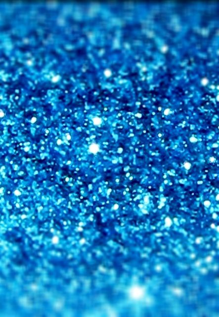 Sparkly Blue Wallpaper