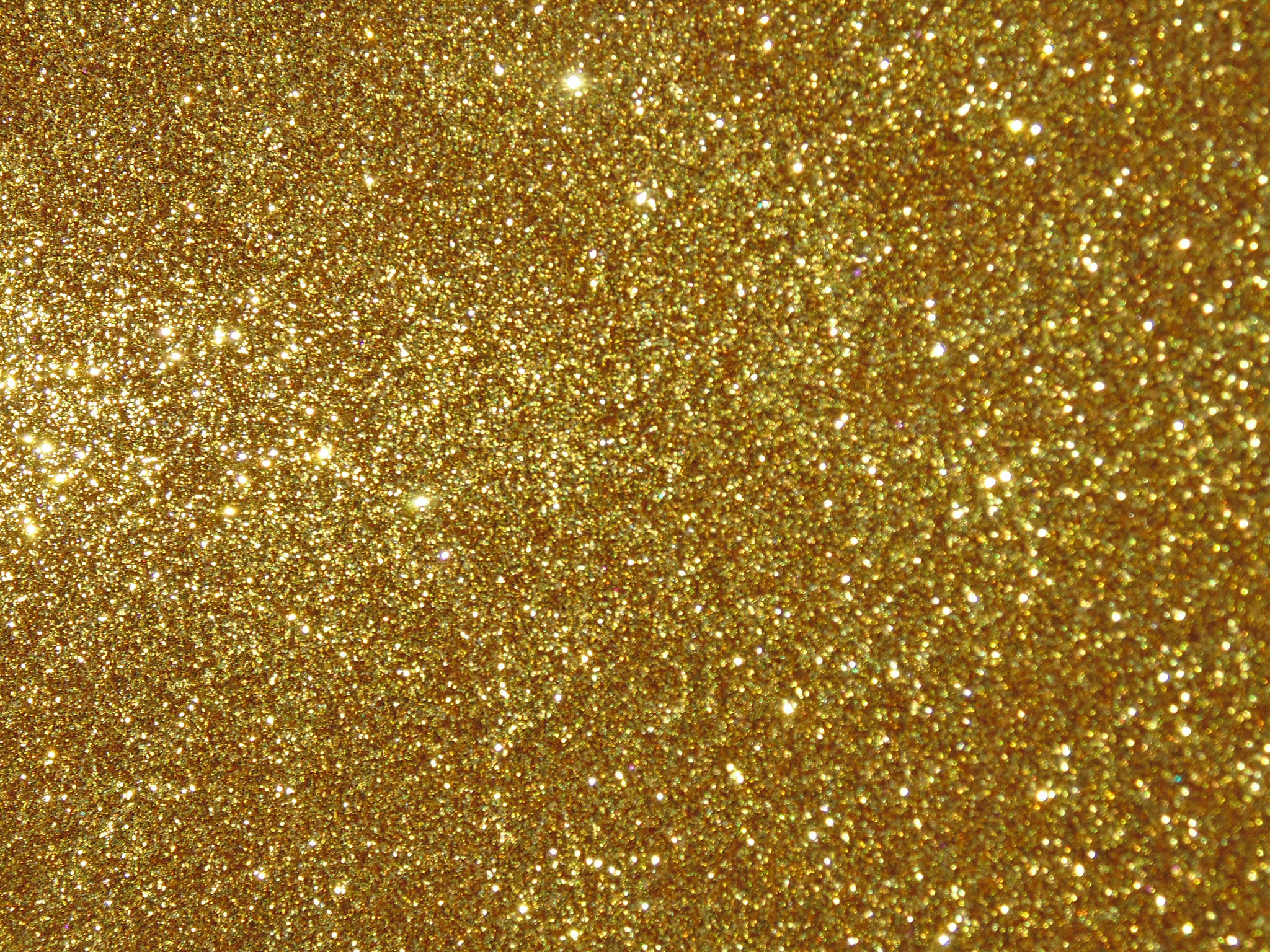 Sparkly Gold Wallpaper