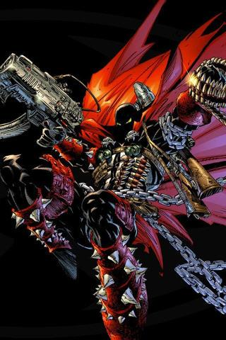 Spawn Live Wallpaper
