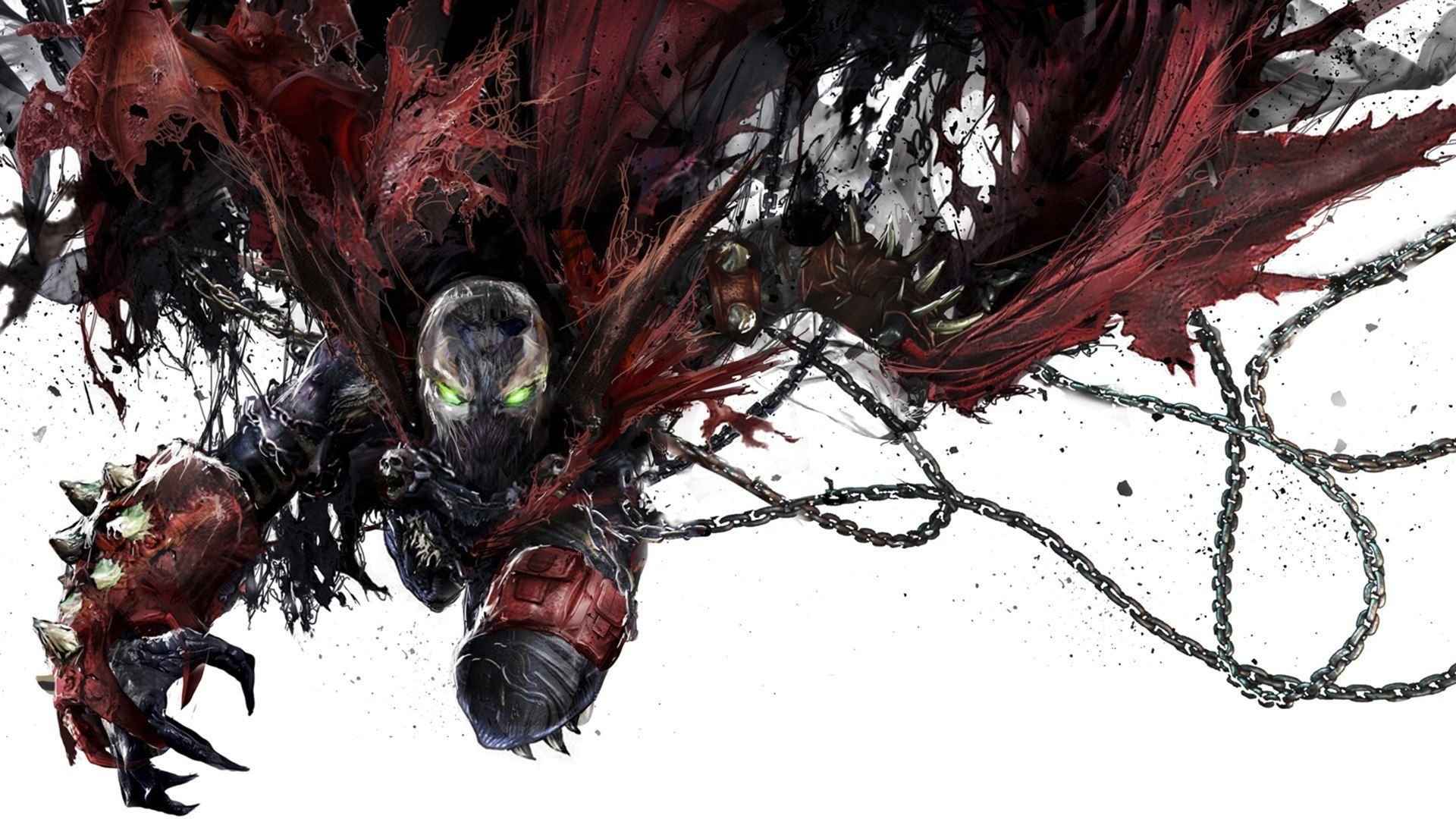 Spawn Wallpaper
