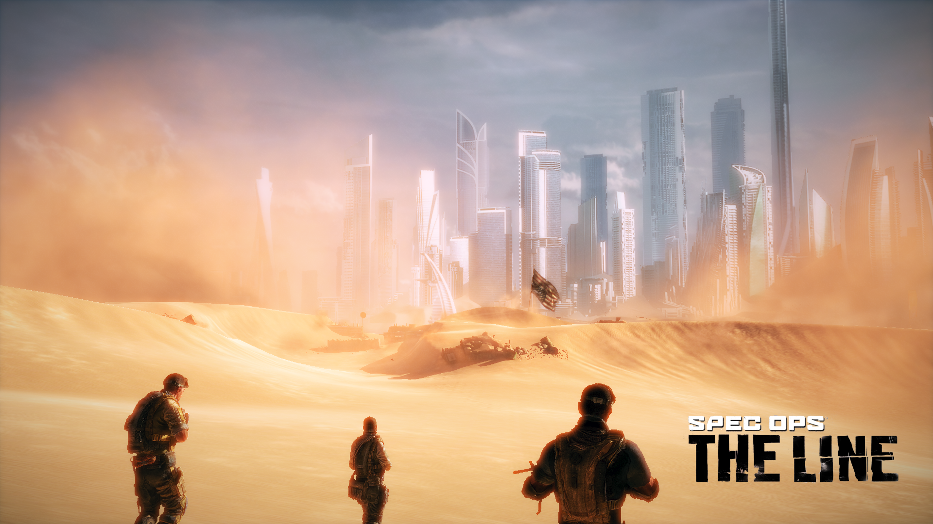 Spec Ops The Line HD Wallpaper