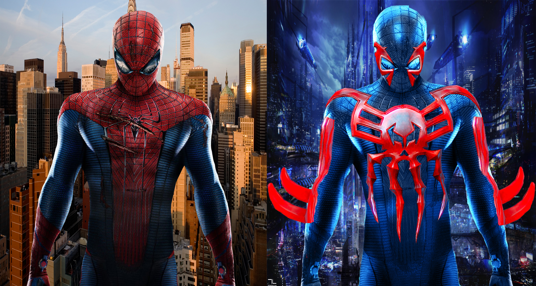 Download Spider Man 2099 Wallpaper Gallery