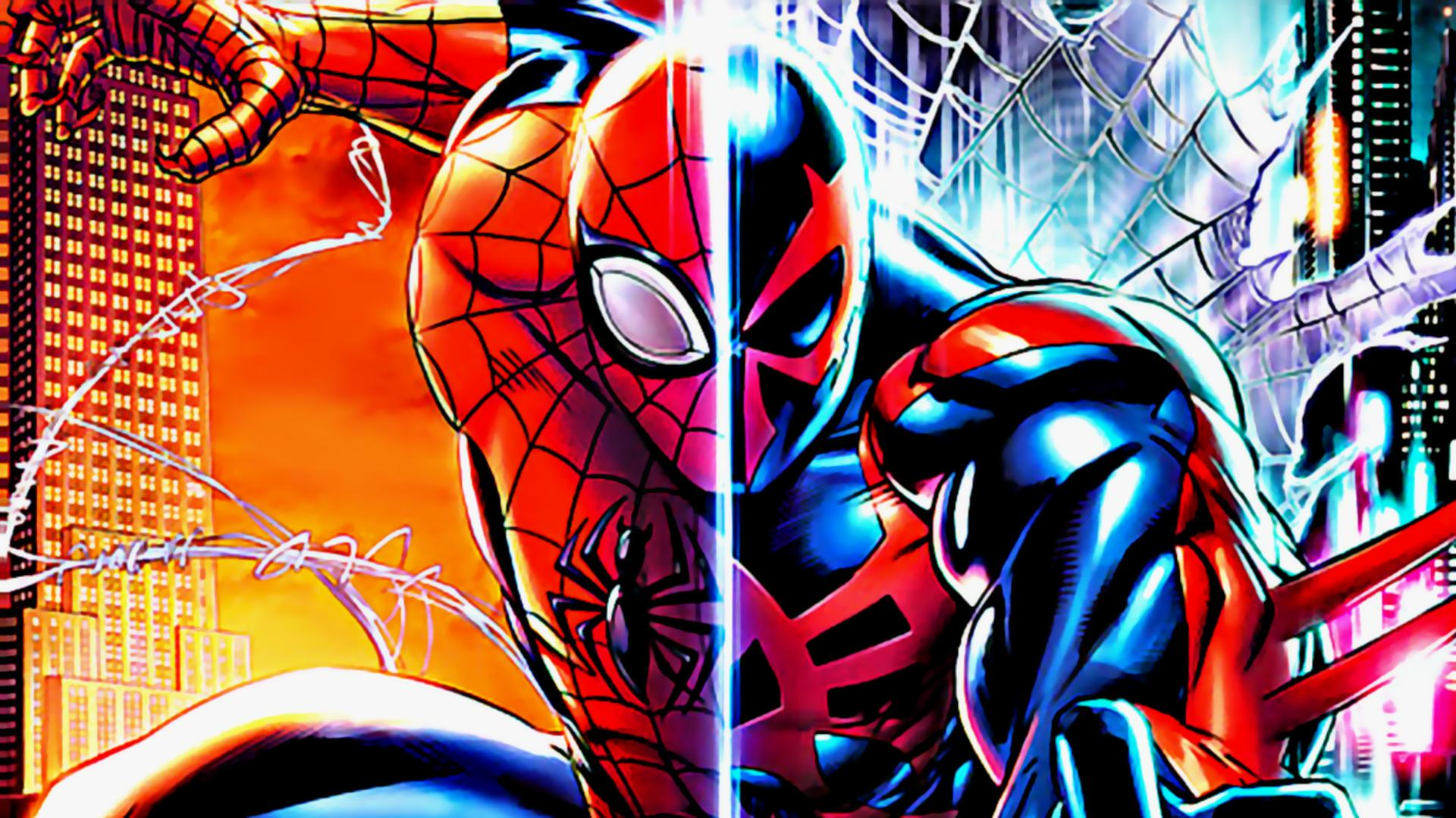 Spider Man 2099 Wallpaper
