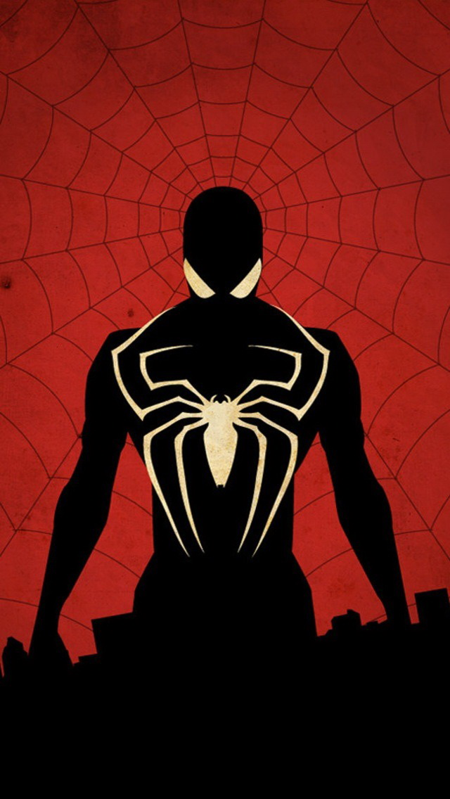Spider Man Iphone Wallpaper