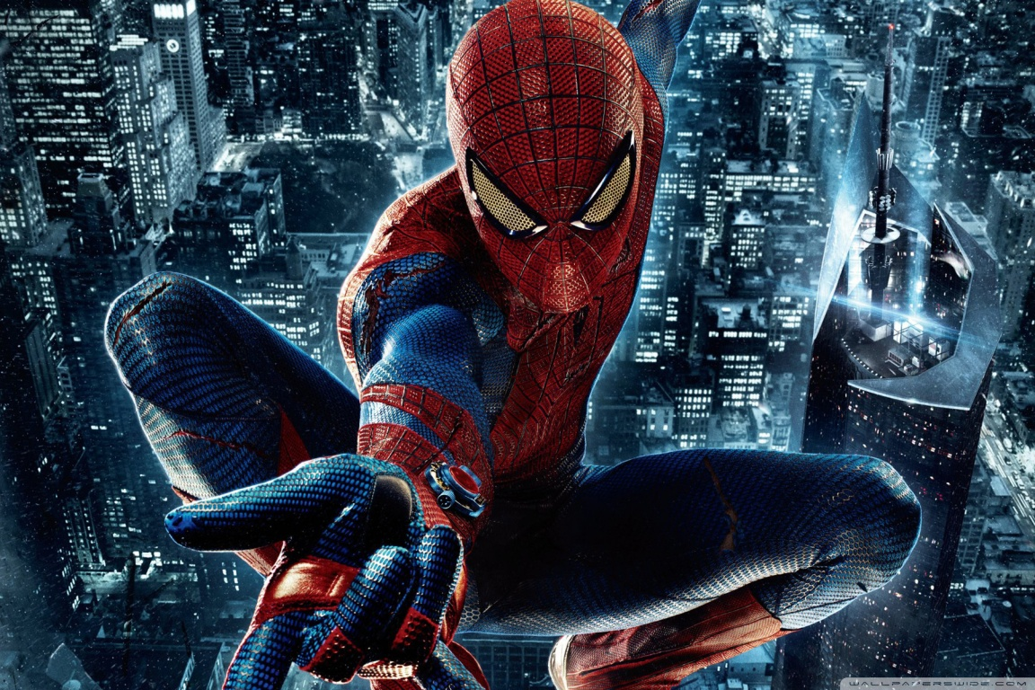 Spider Men Wallpaper