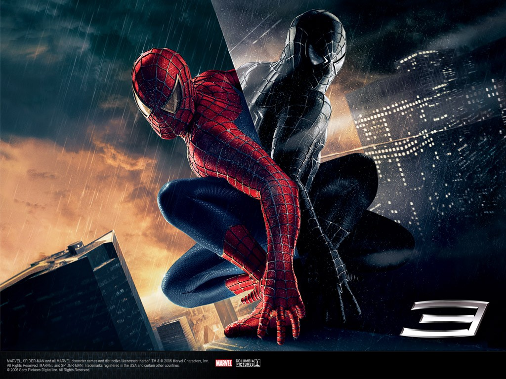Spiderman 3 Game Wallpaper