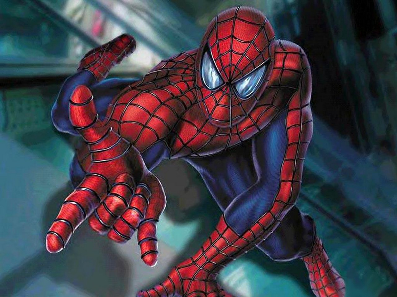 Spiderman Animated Wallpaper