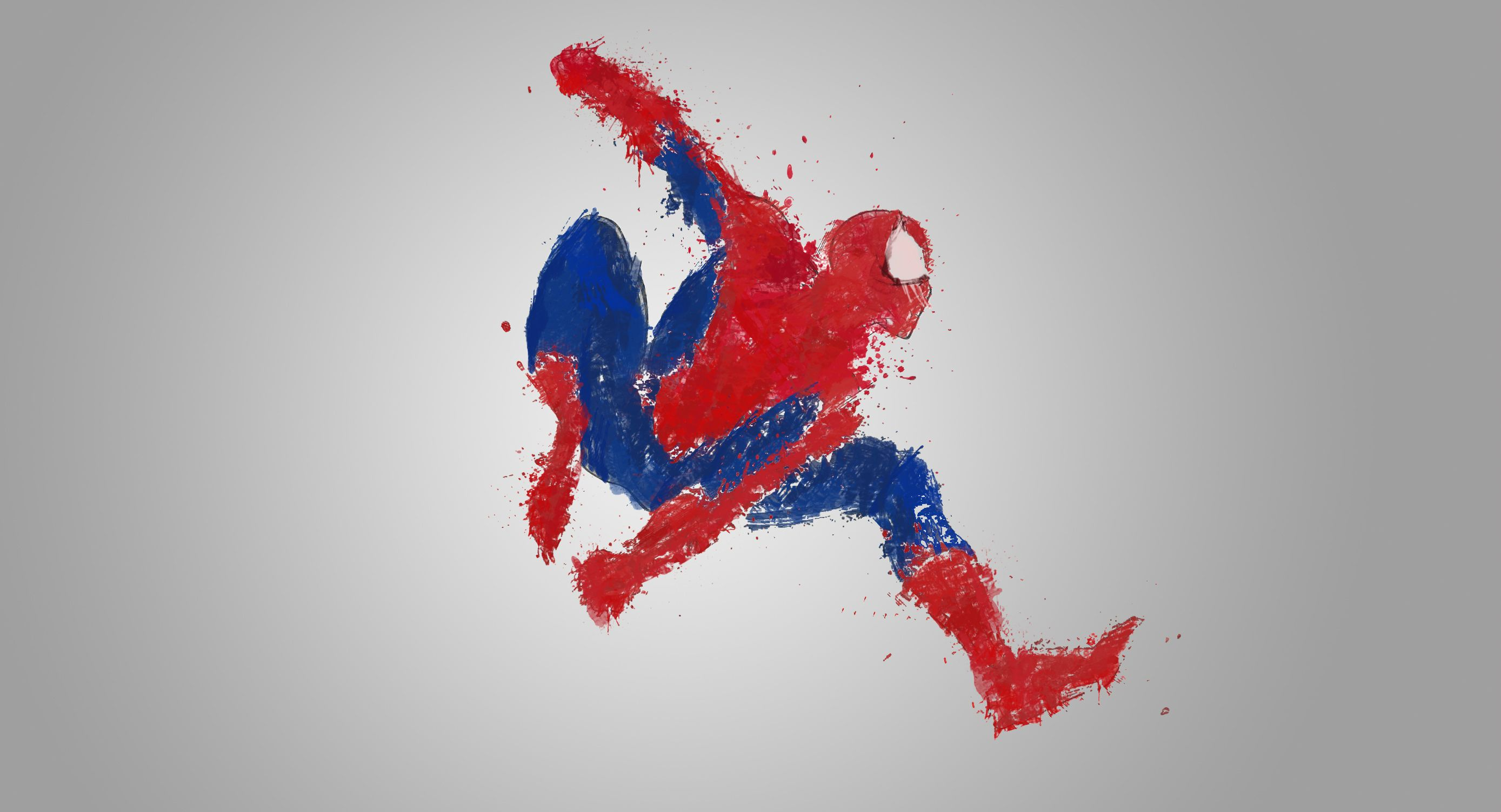 Spiderman Art Wallpaper