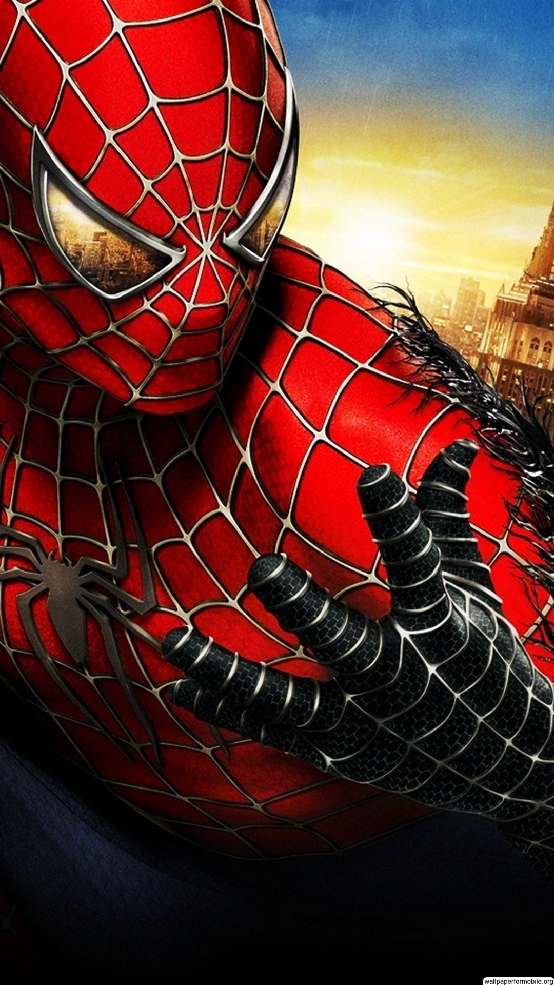 Download Spiderman HD Wallpapers For Mobile Gallery