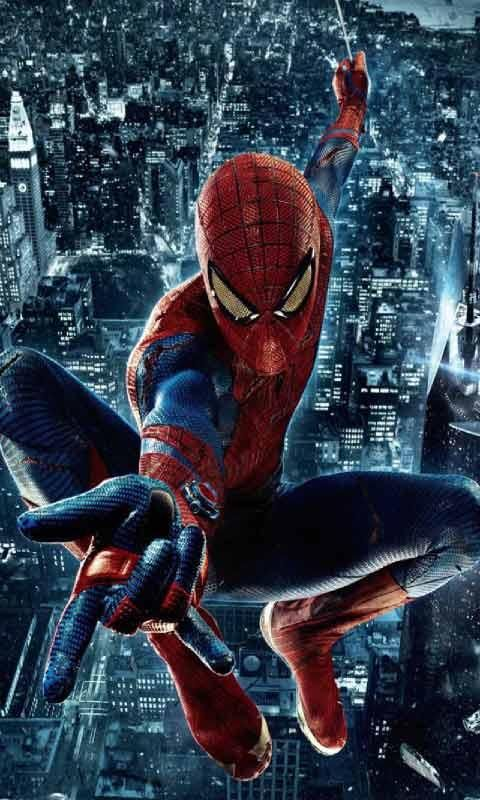 Spiderman Live Wallpaper Free Download