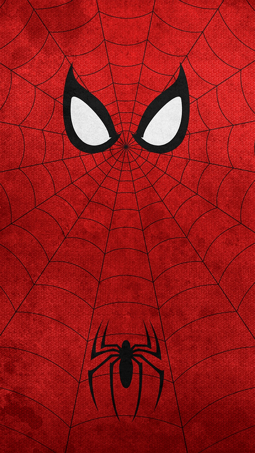 Spiderman Logo Wallpaper Mobile