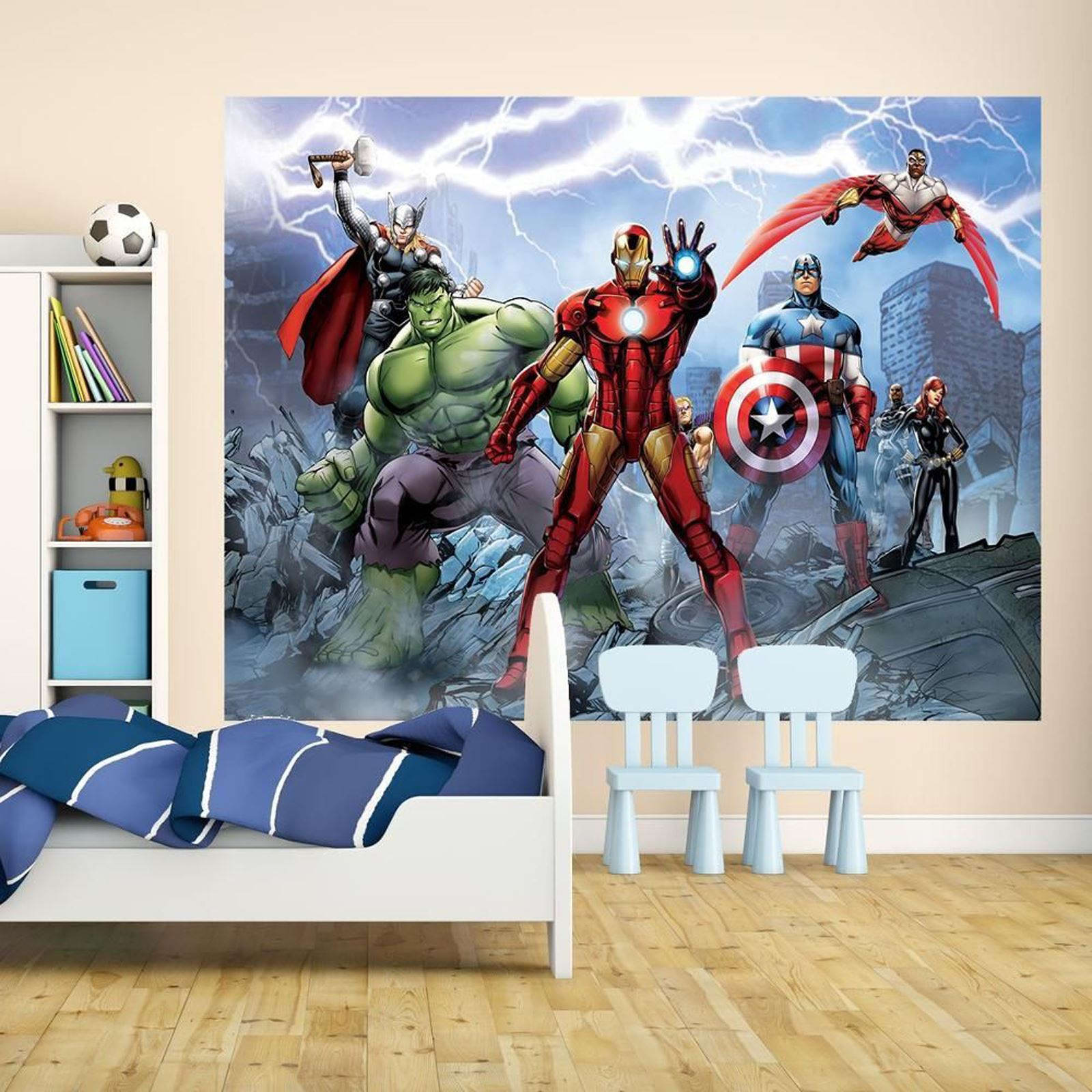 Download Spiderman Room Wallpaper Gallery