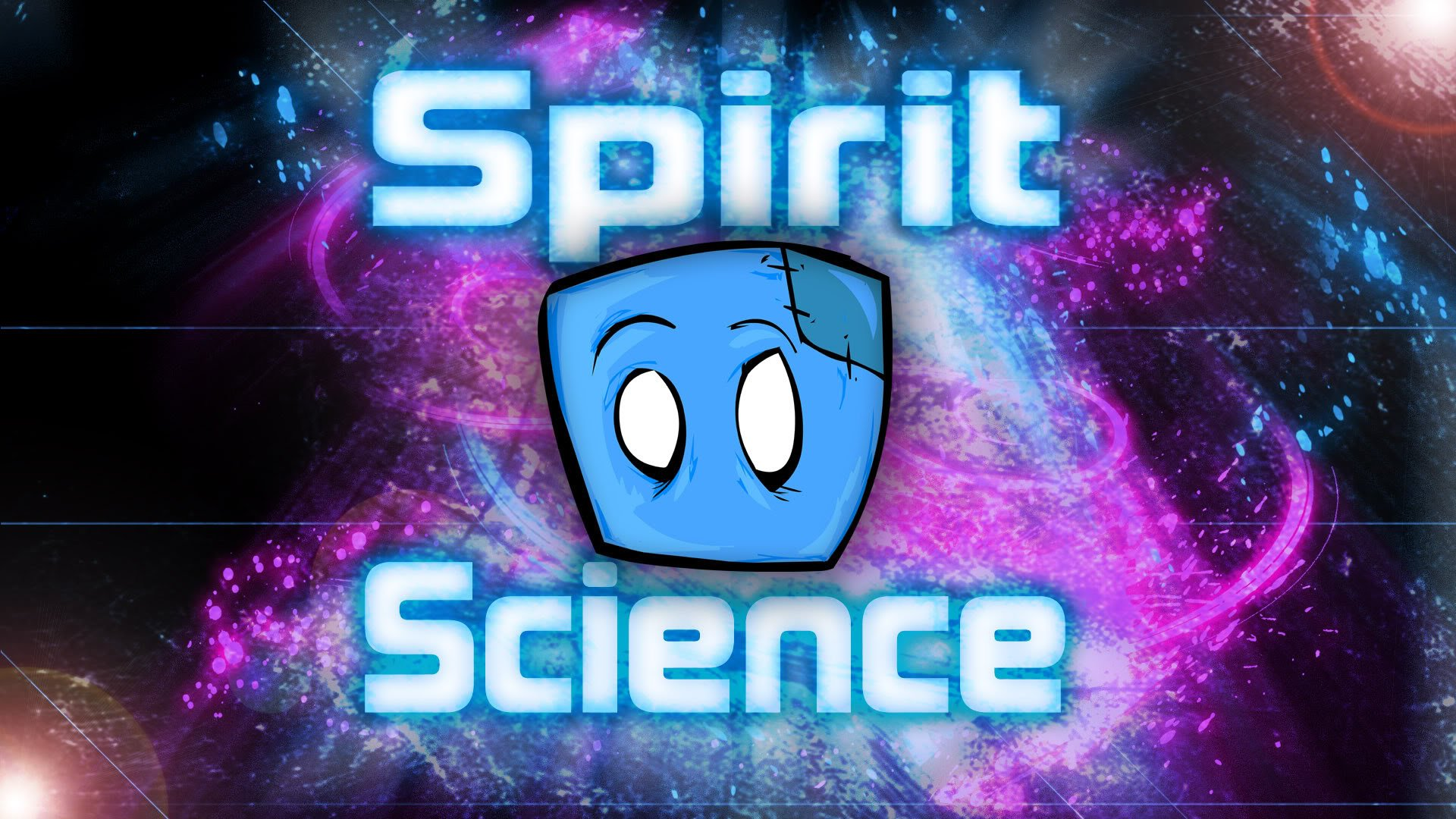 Spirit Science Wallpaper