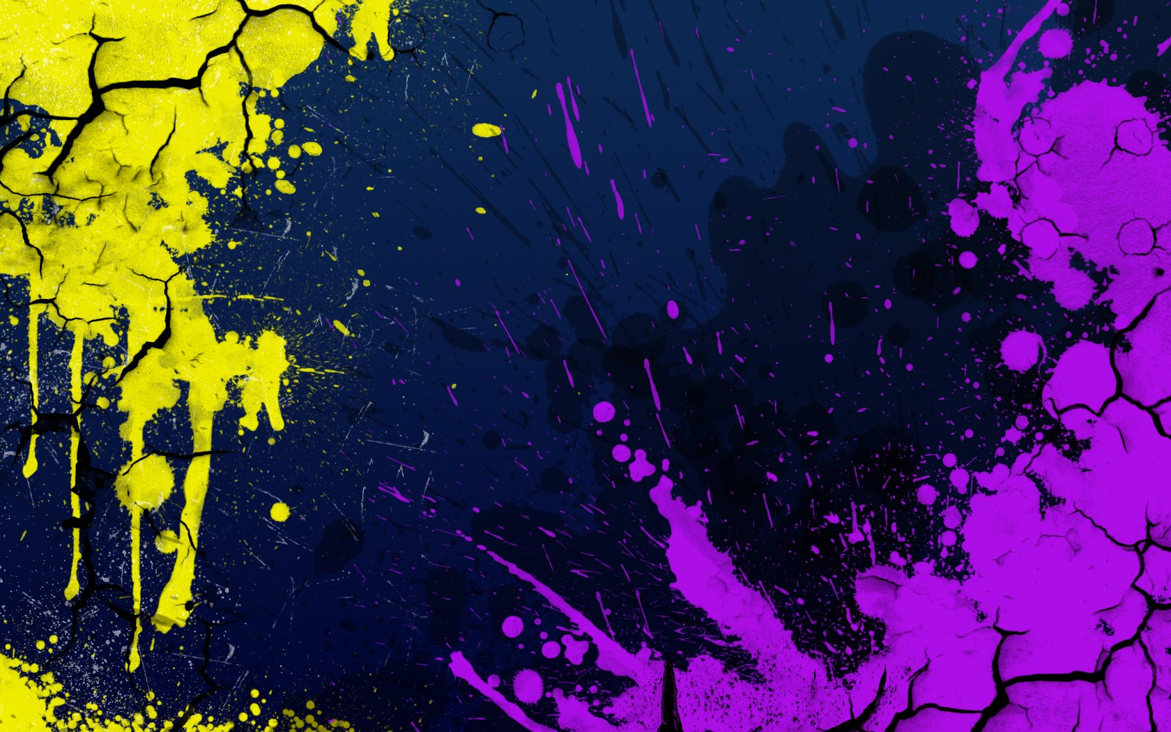 Splatter Wallpaper