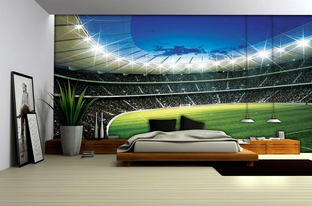 All Sports Wallpaper For Bedrooms: Download Sports Bedroom Wallpaper Gallery