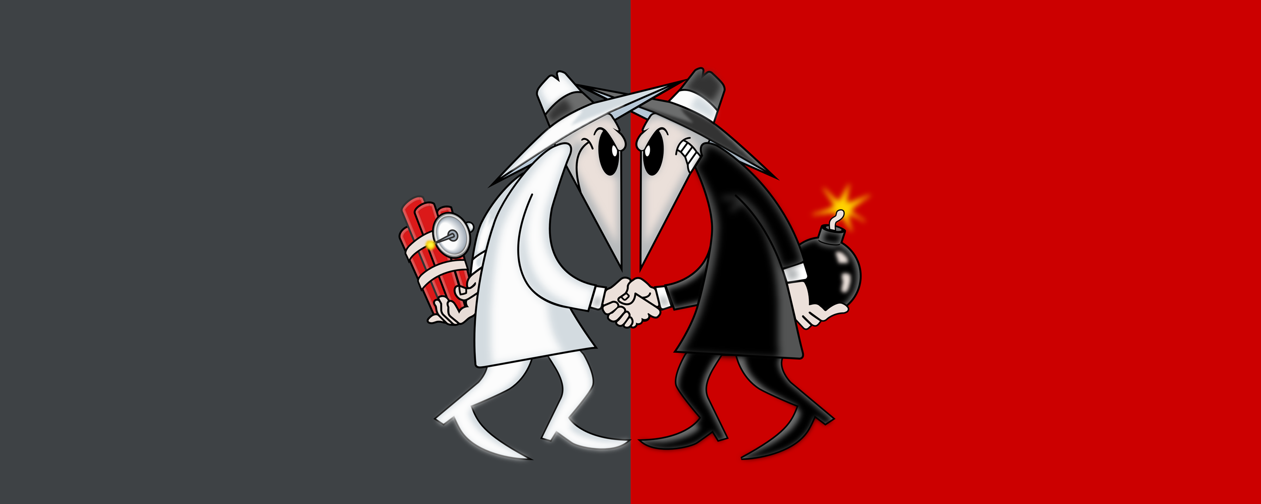 Spy Vs Spy Wallpaper