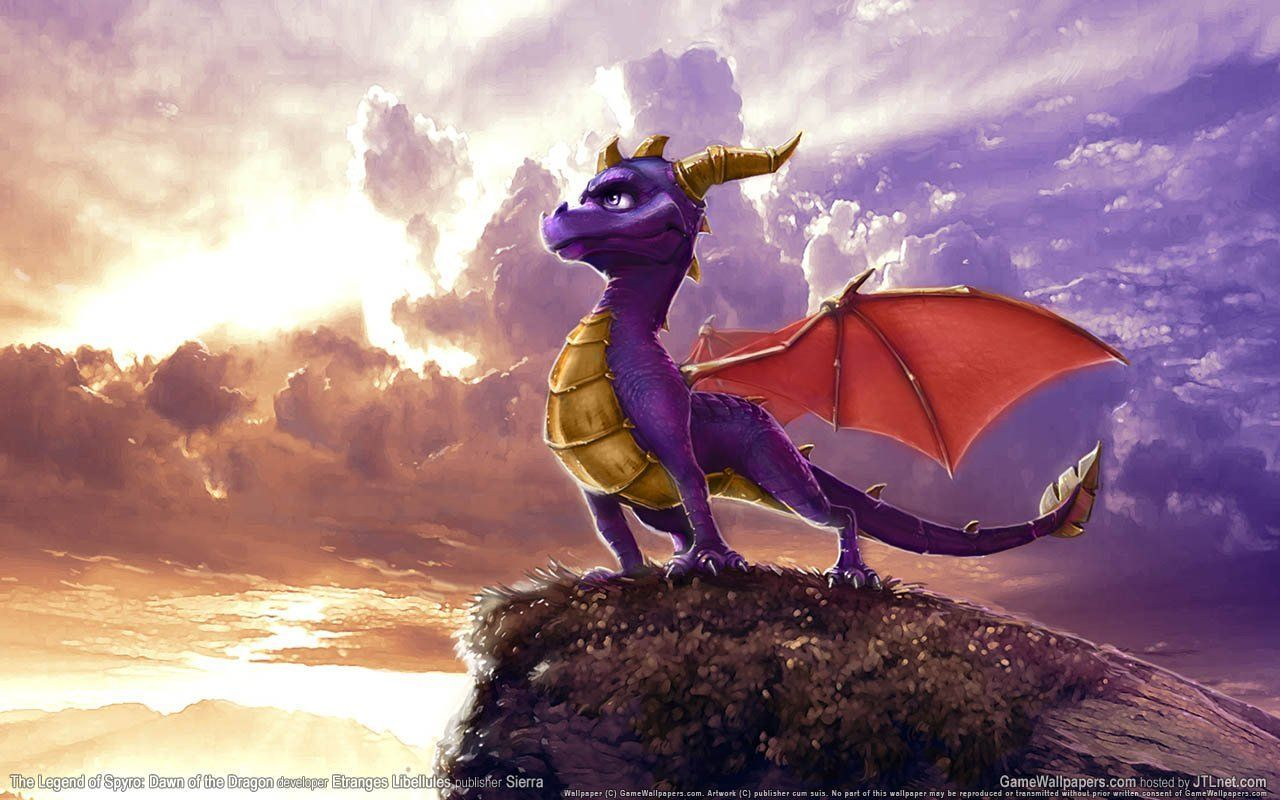 Spyro Wallpapers