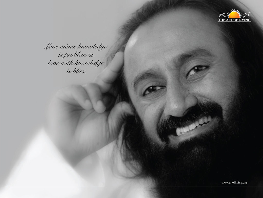 Sri Sri Ravi Shankar Pictures Wallpapers