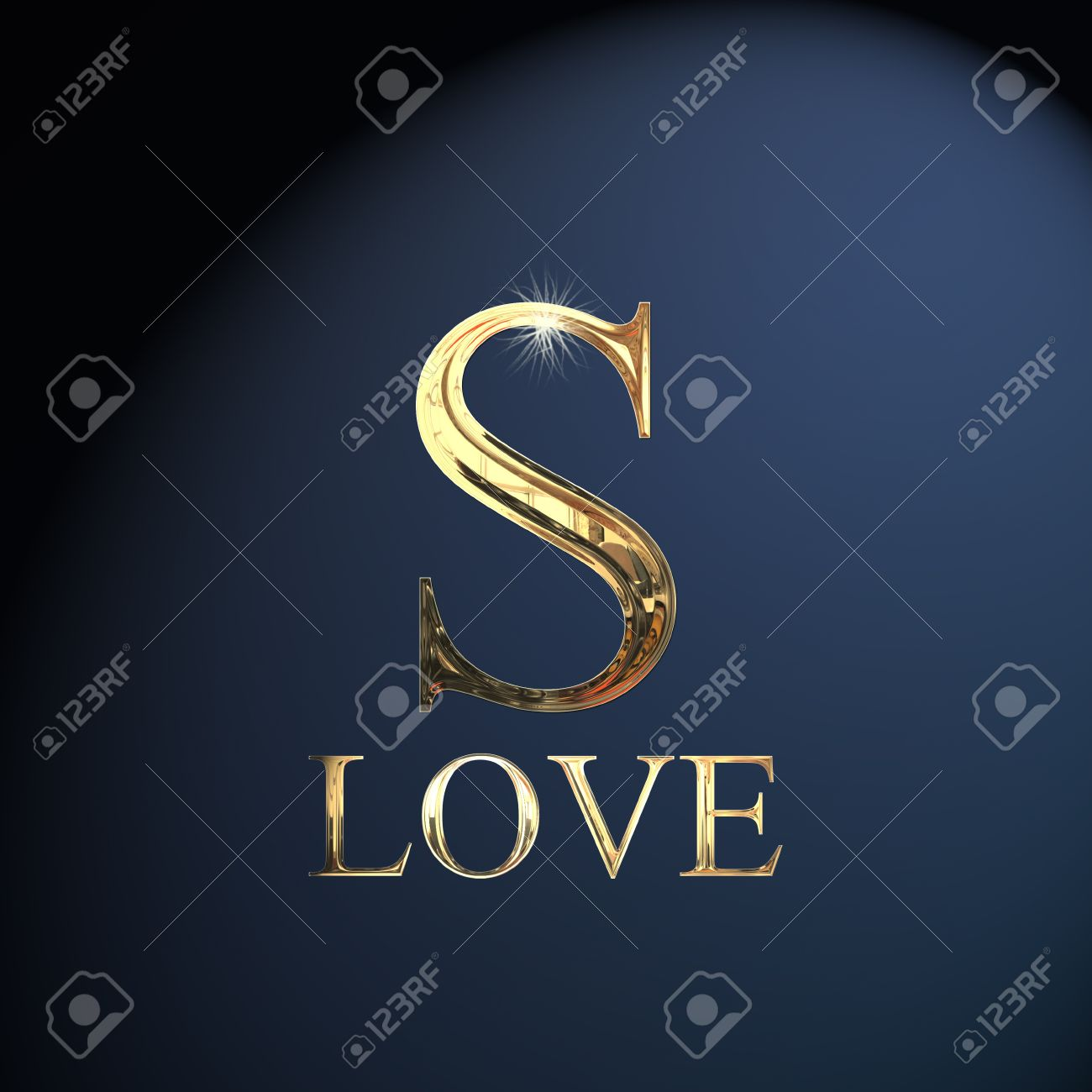 Ss Letter In Love Wallpapers