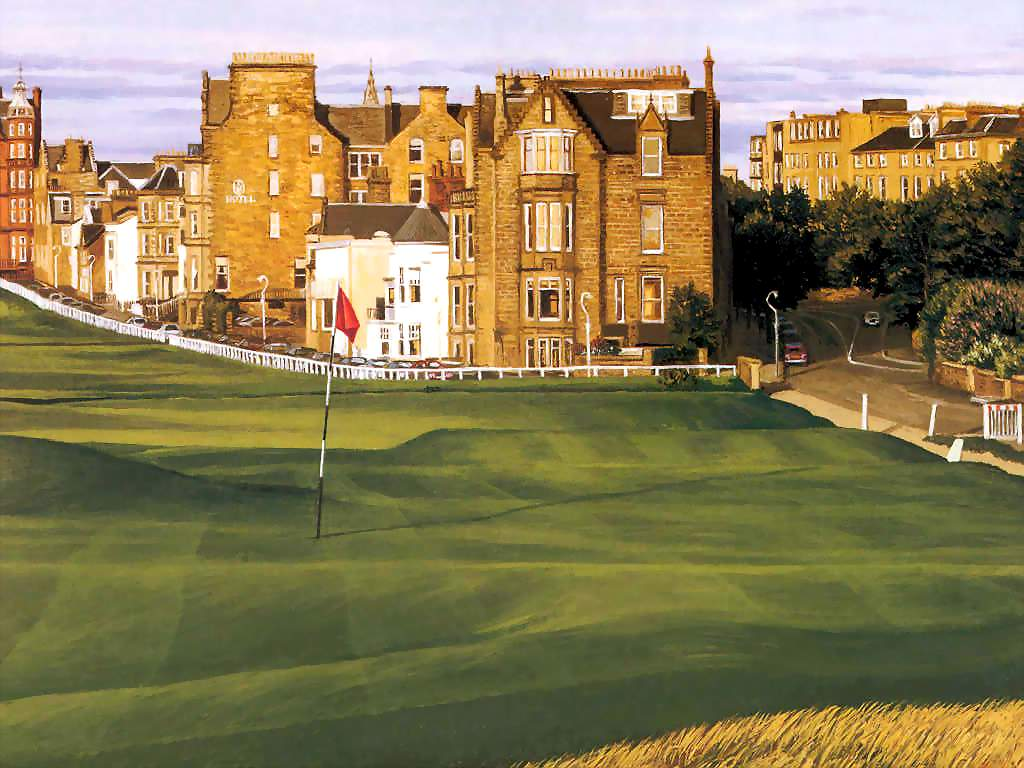 Download St Andrews Golf Wallpaper Gallery