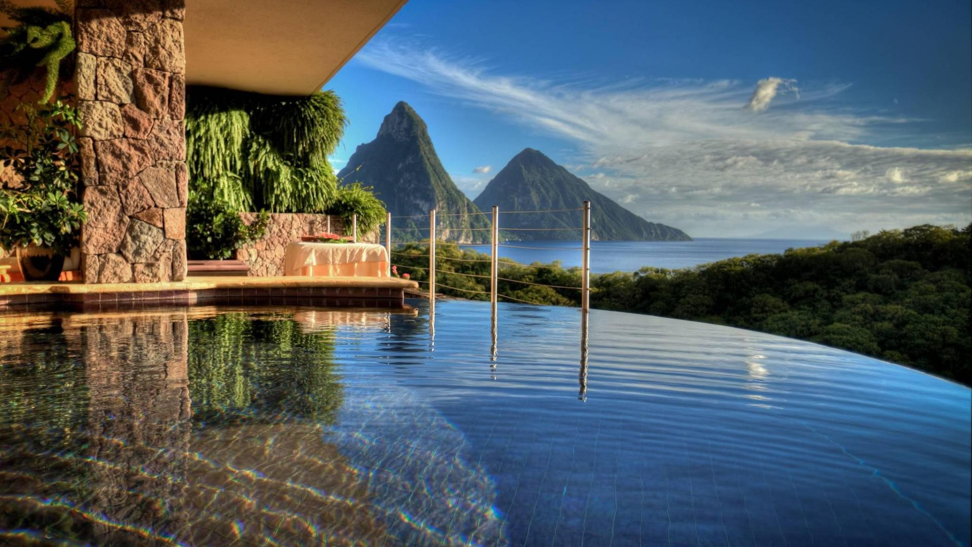 St Lucia Wallpaper