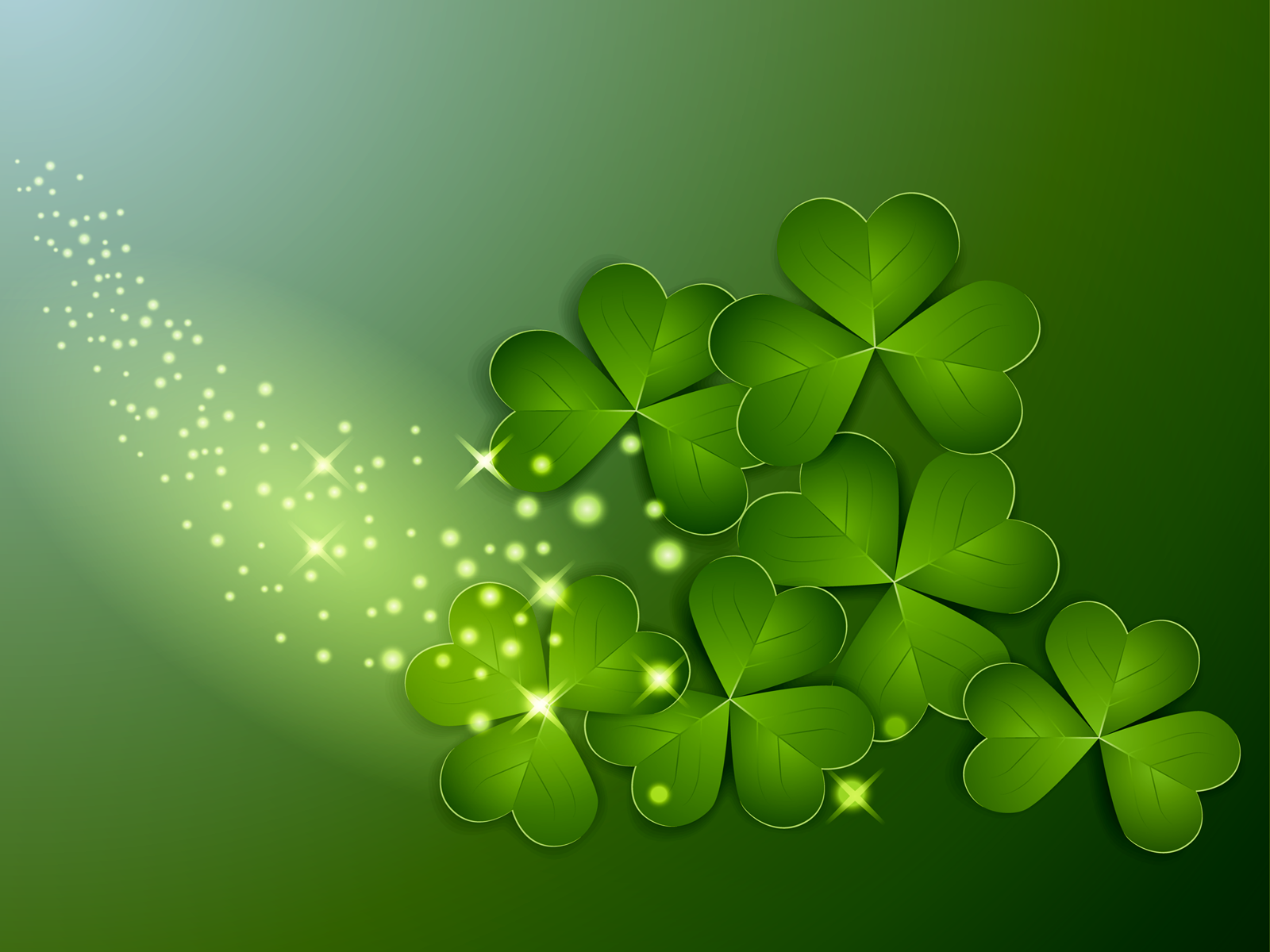 St Patrick Wallpaper