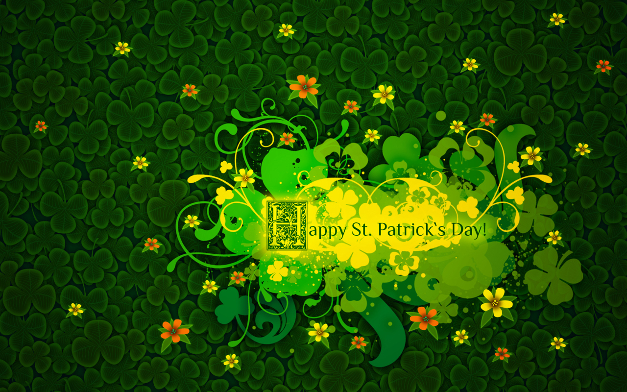 St Patrick'S Day Wallpaper