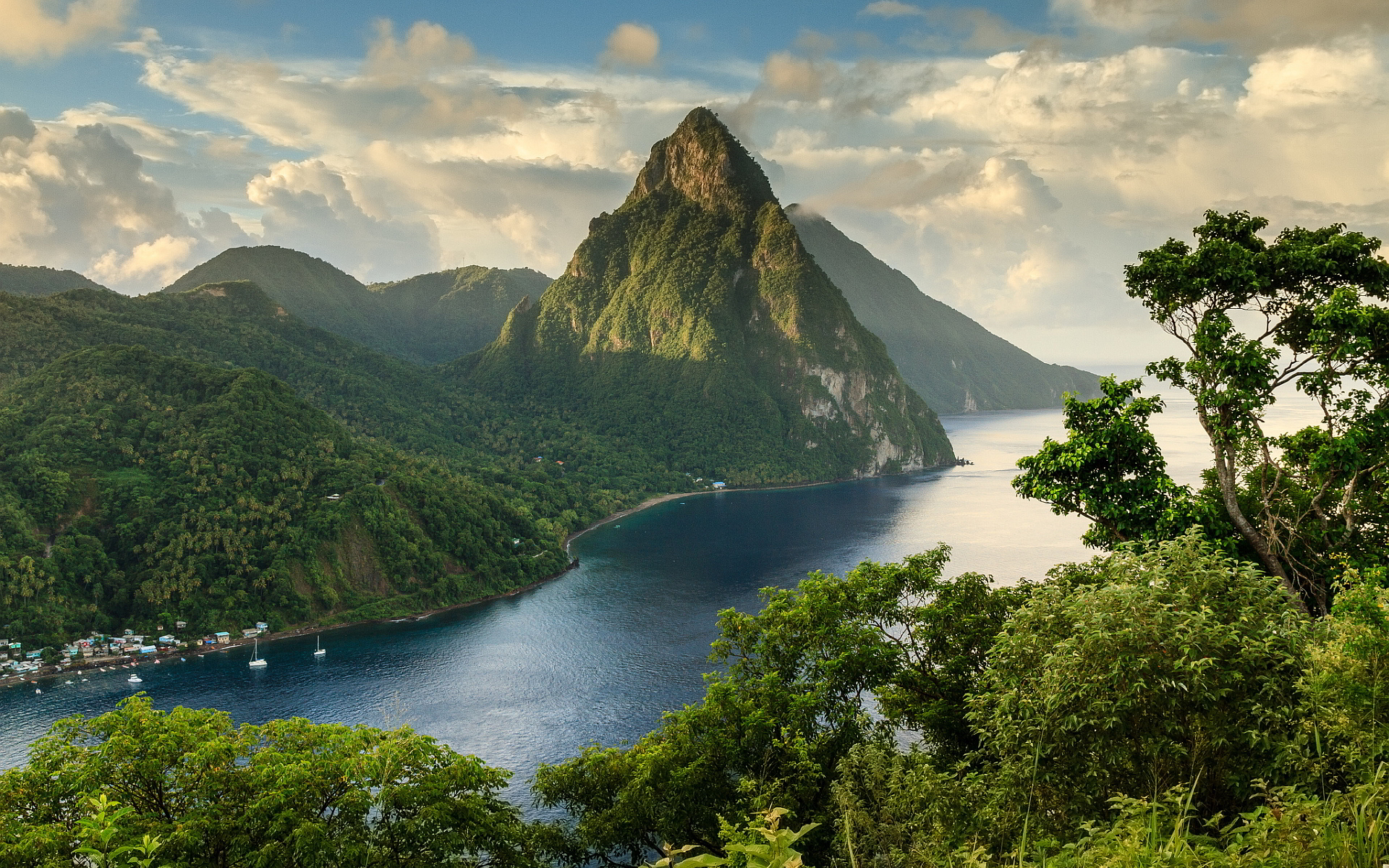 St. Lucia Wallpaper