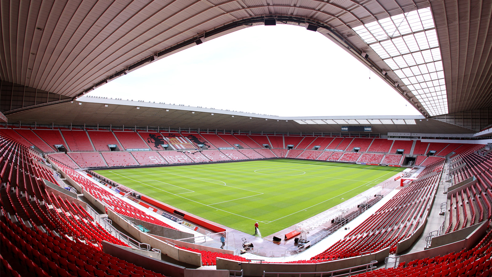 Stadium Of Light Wallpaper