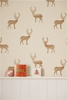 Stag Wallpaper For Walls