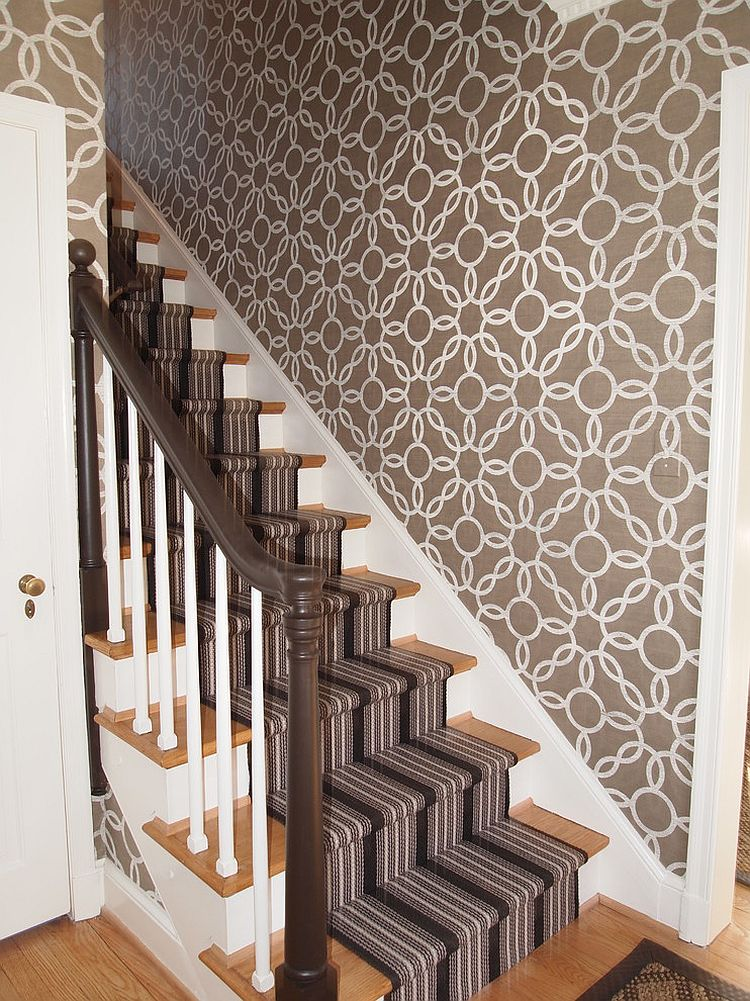 Download Staircase Wallpaper Designs Gallery