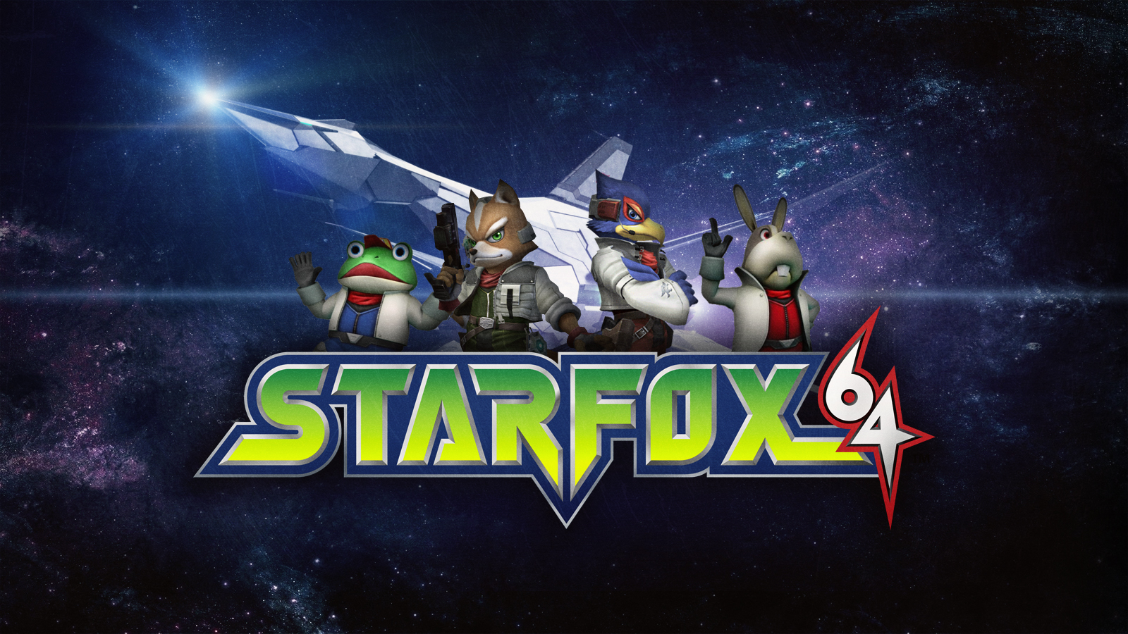Star Fox 64 Wallpaper