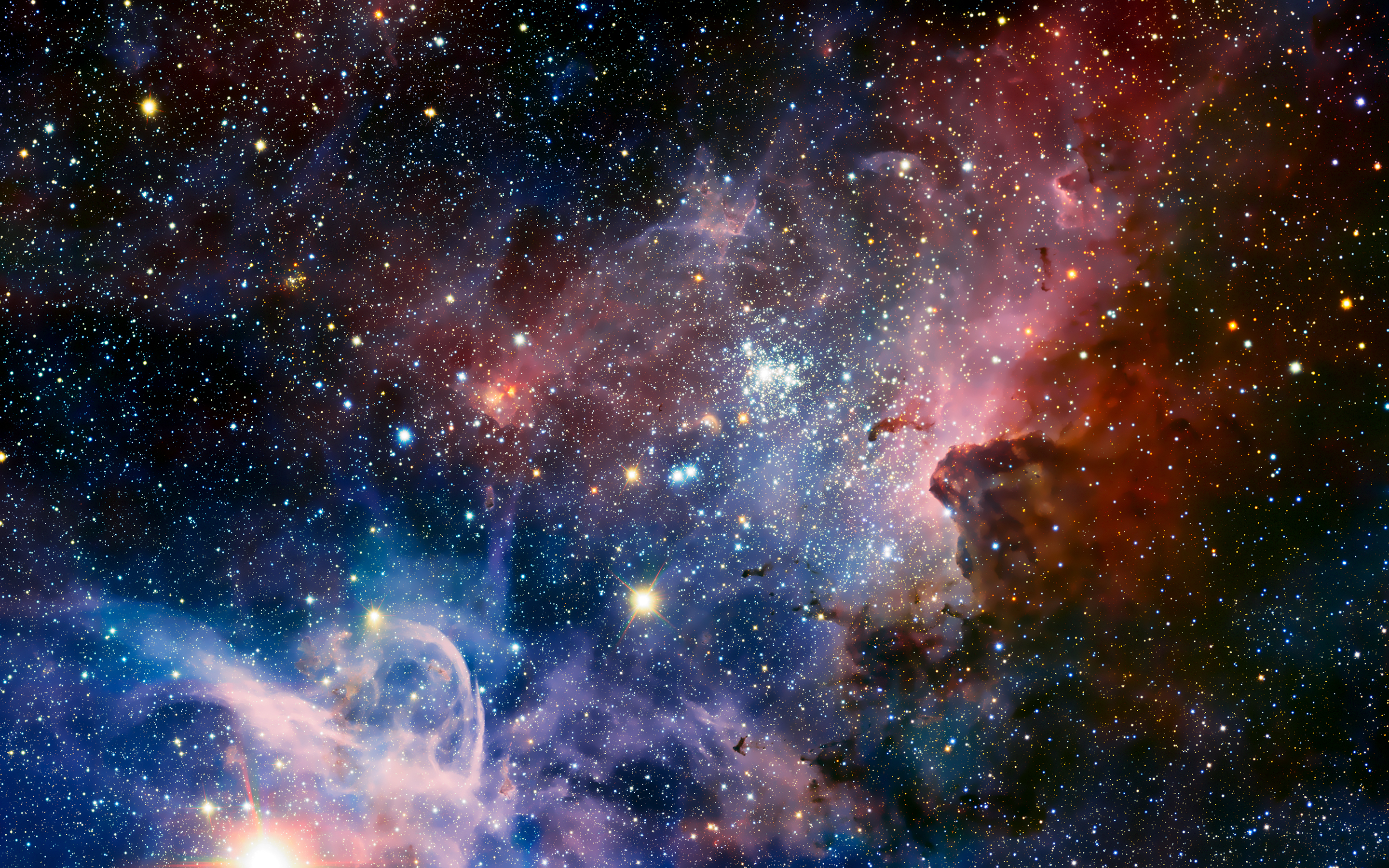 Star Nebula Wallpaper