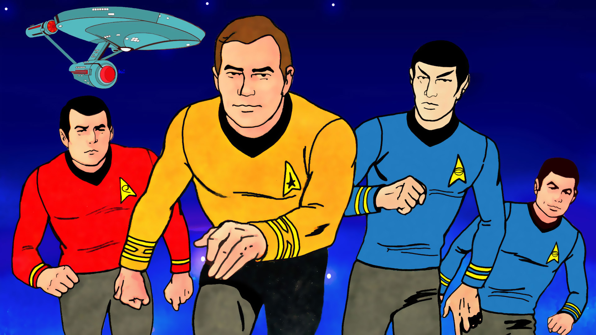 Star Trek Animated Wallpaper