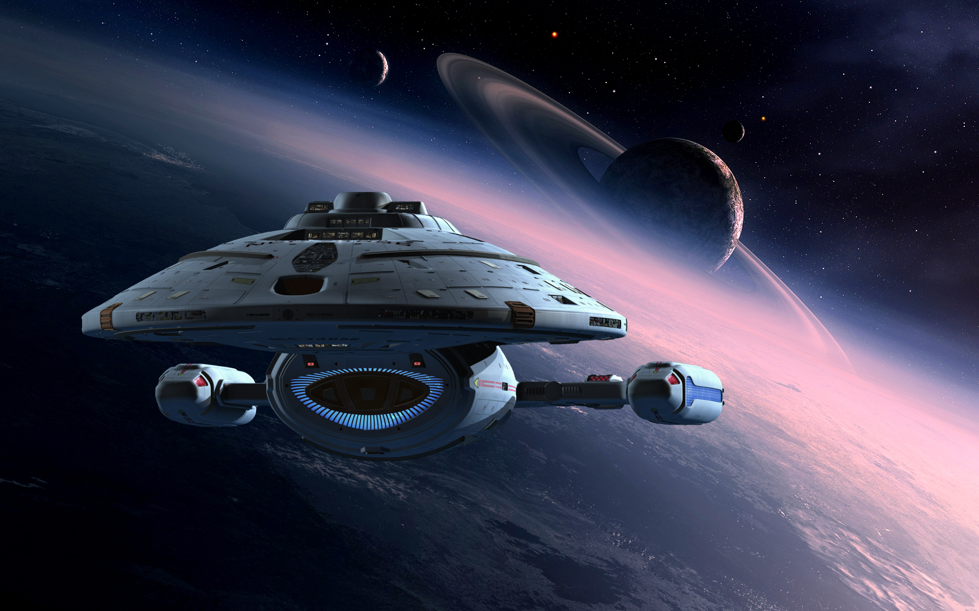 Star Trek Voyager Wallpaper High Resolution