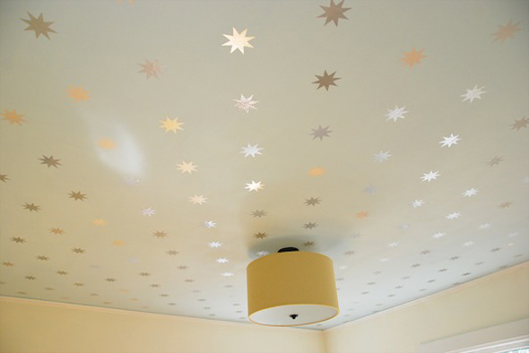 Star Wallpaper For Ceiling