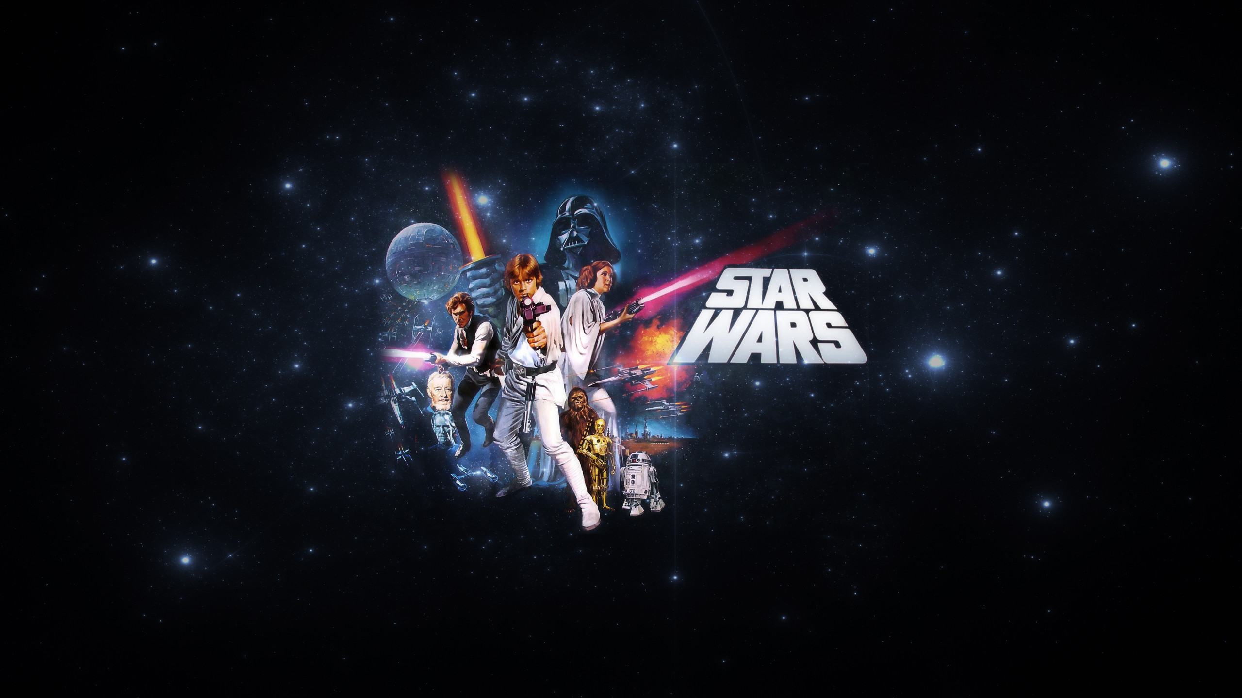 Star Wars A New Hope Wallpaper