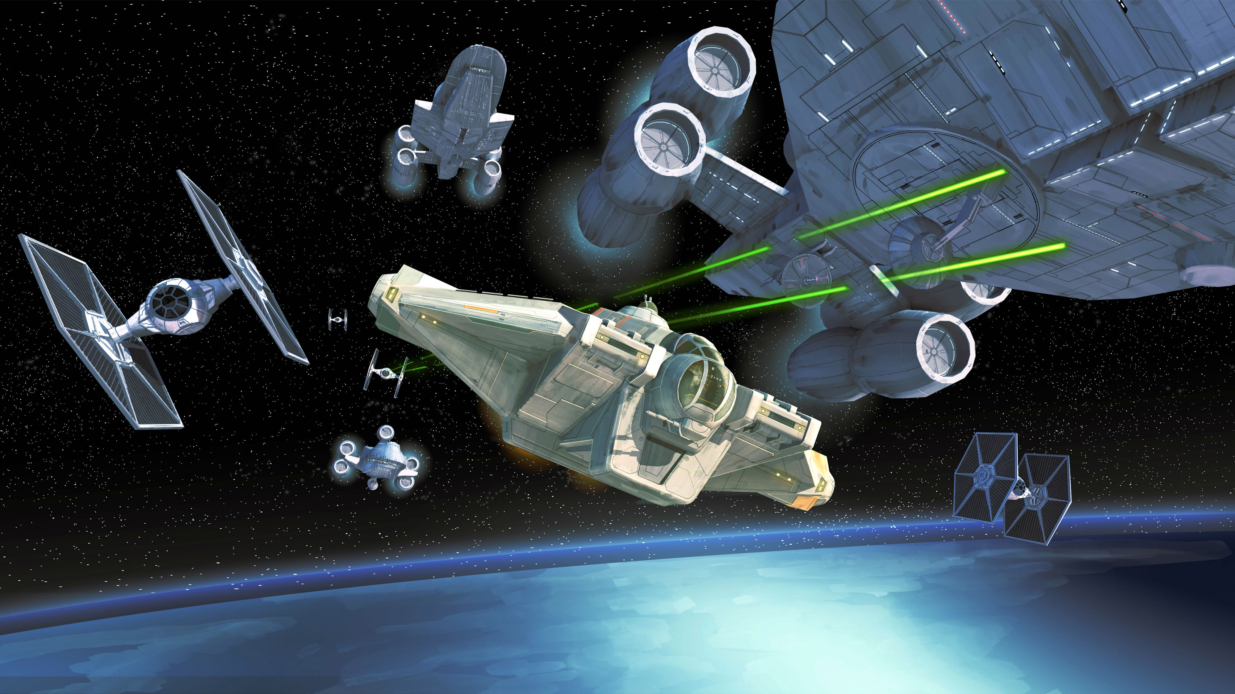 download star wars animated wallpaper gallery
