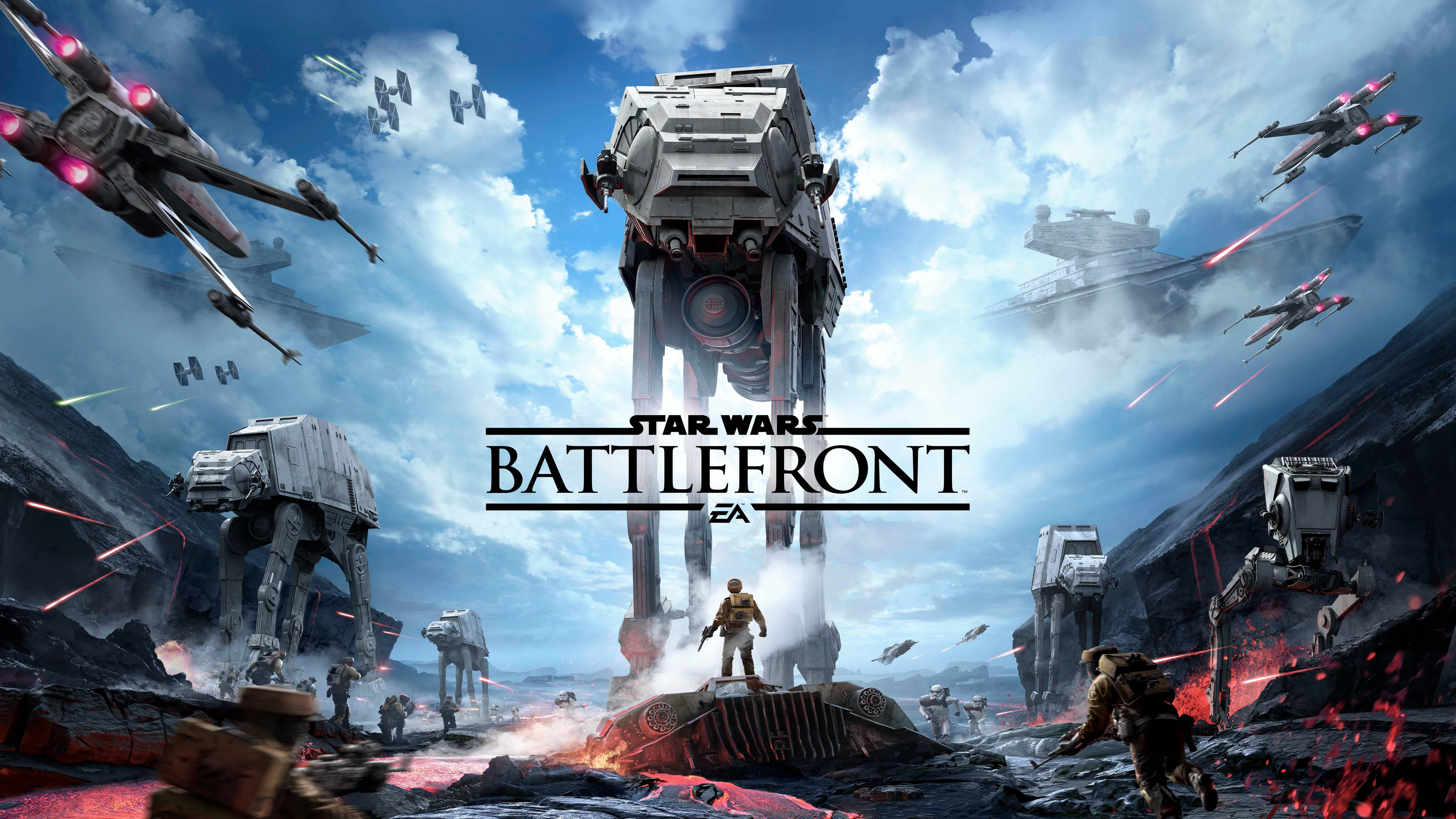 Star Wars Battlefront Dice Wallpaper