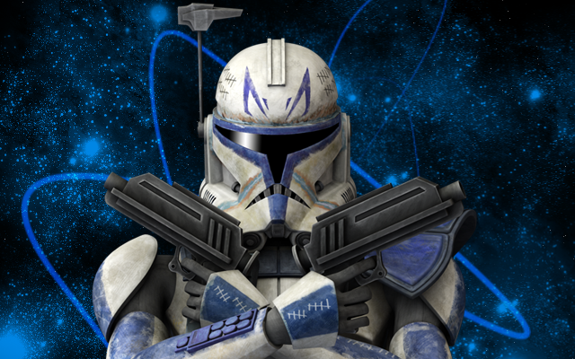 Star Wars Captain Rex Wallpaper