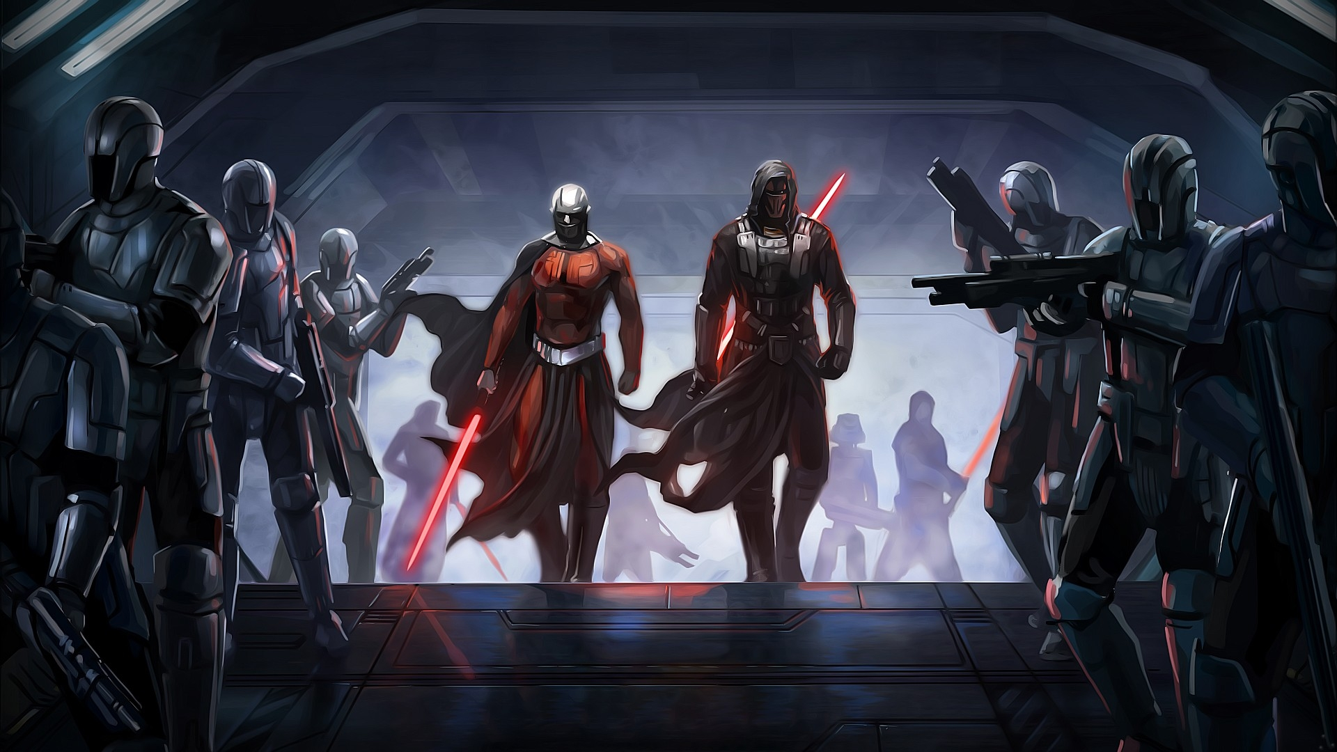 Star Wars Character Wallpapers