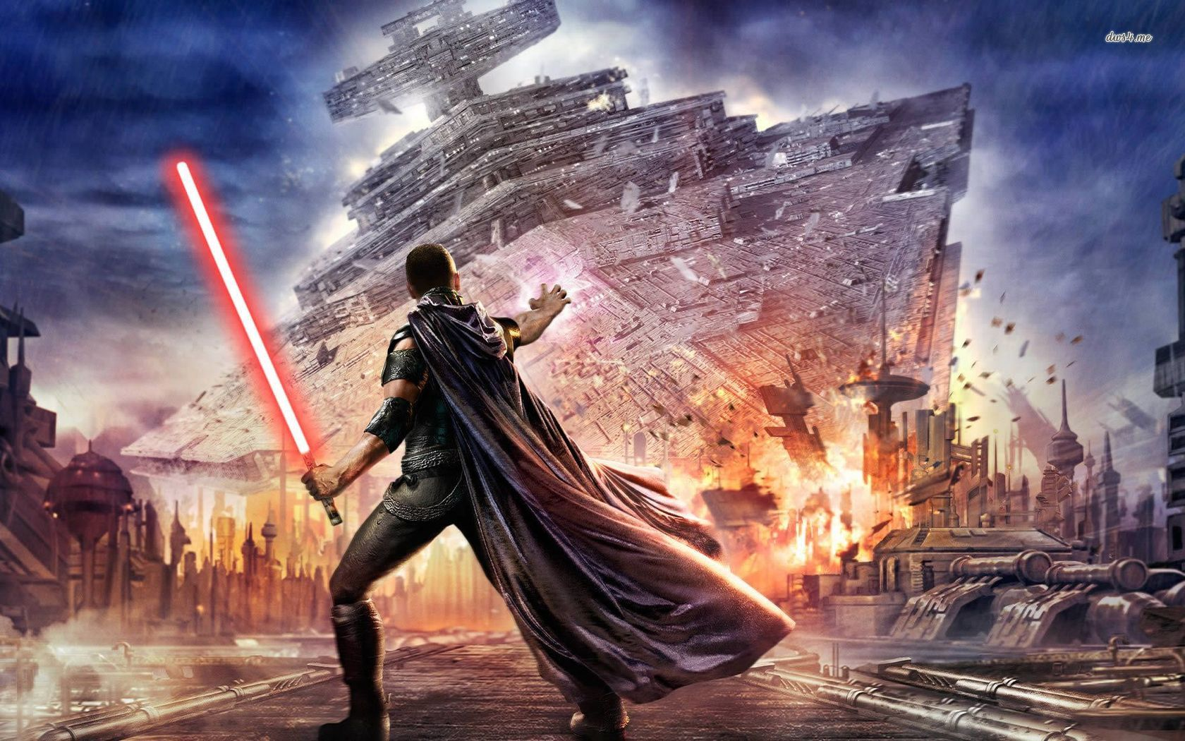 Download Star Wars Force Unleashed Wallpaper Gallery