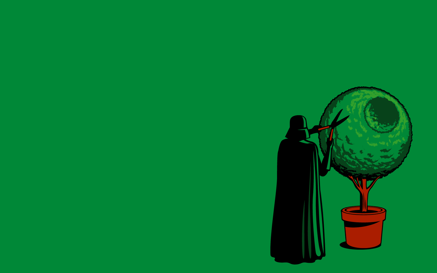 Star Wars Funny Wallpaper