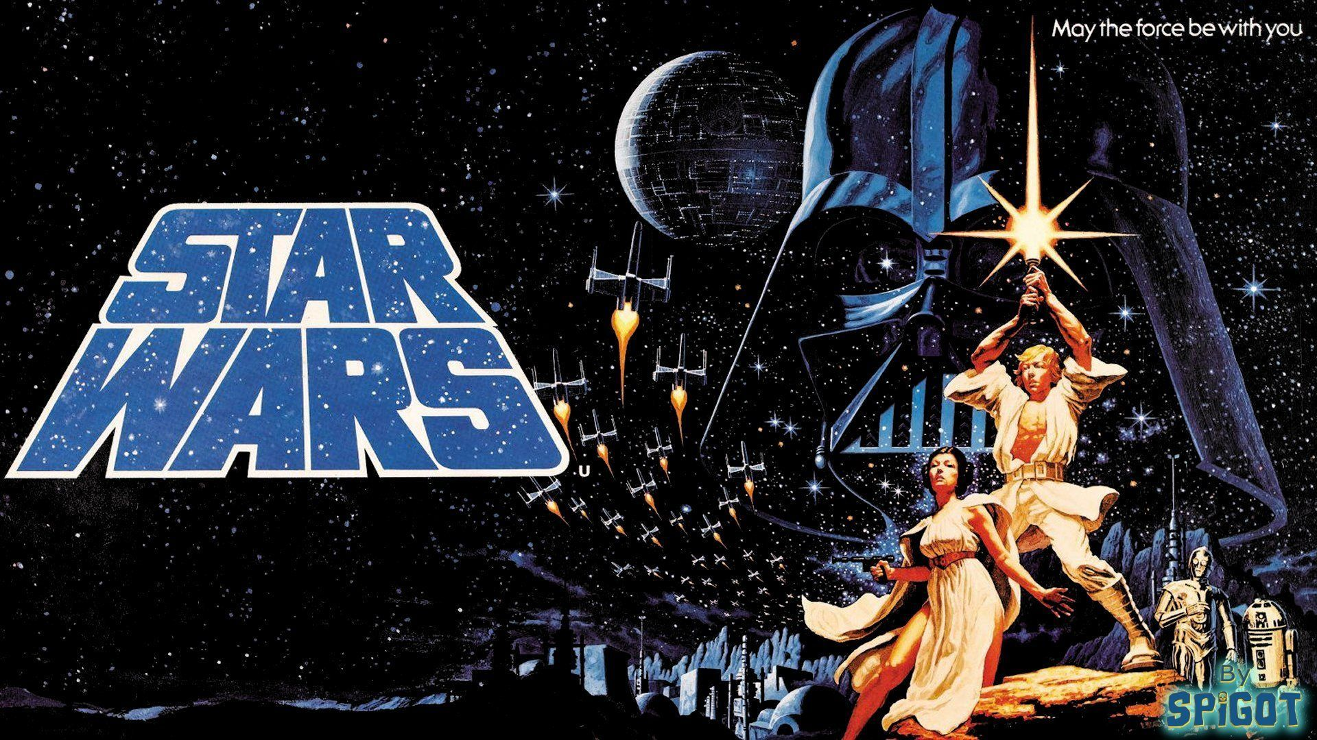 Star Wars High Resolution Wallpaper