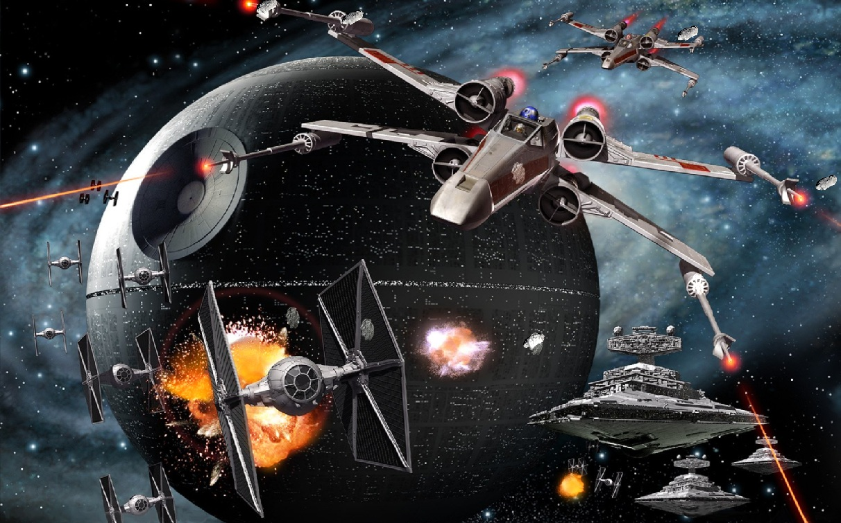 Star Wars Moving Wallpaper