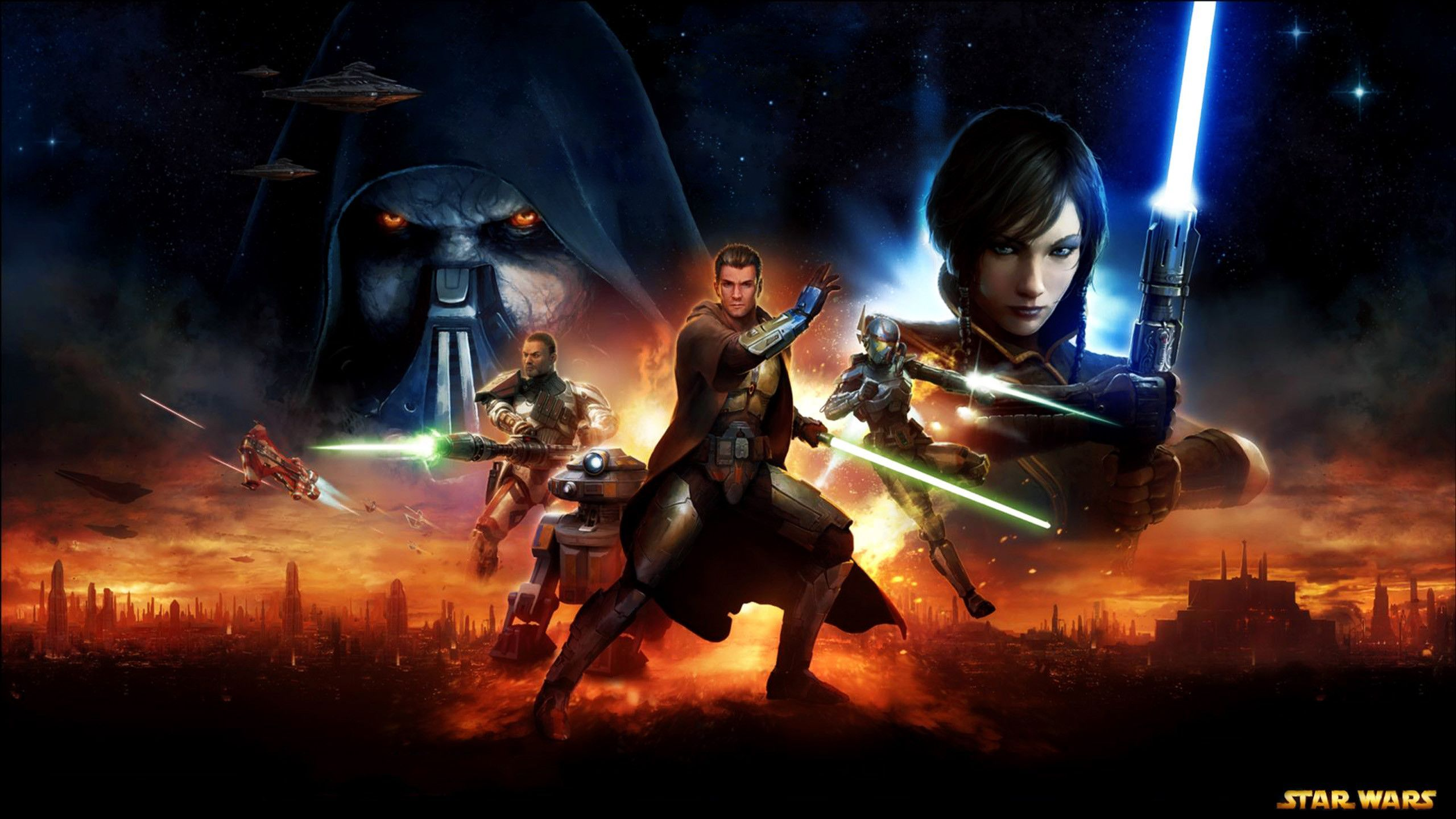 Star Wars Old Republic Wallpaper