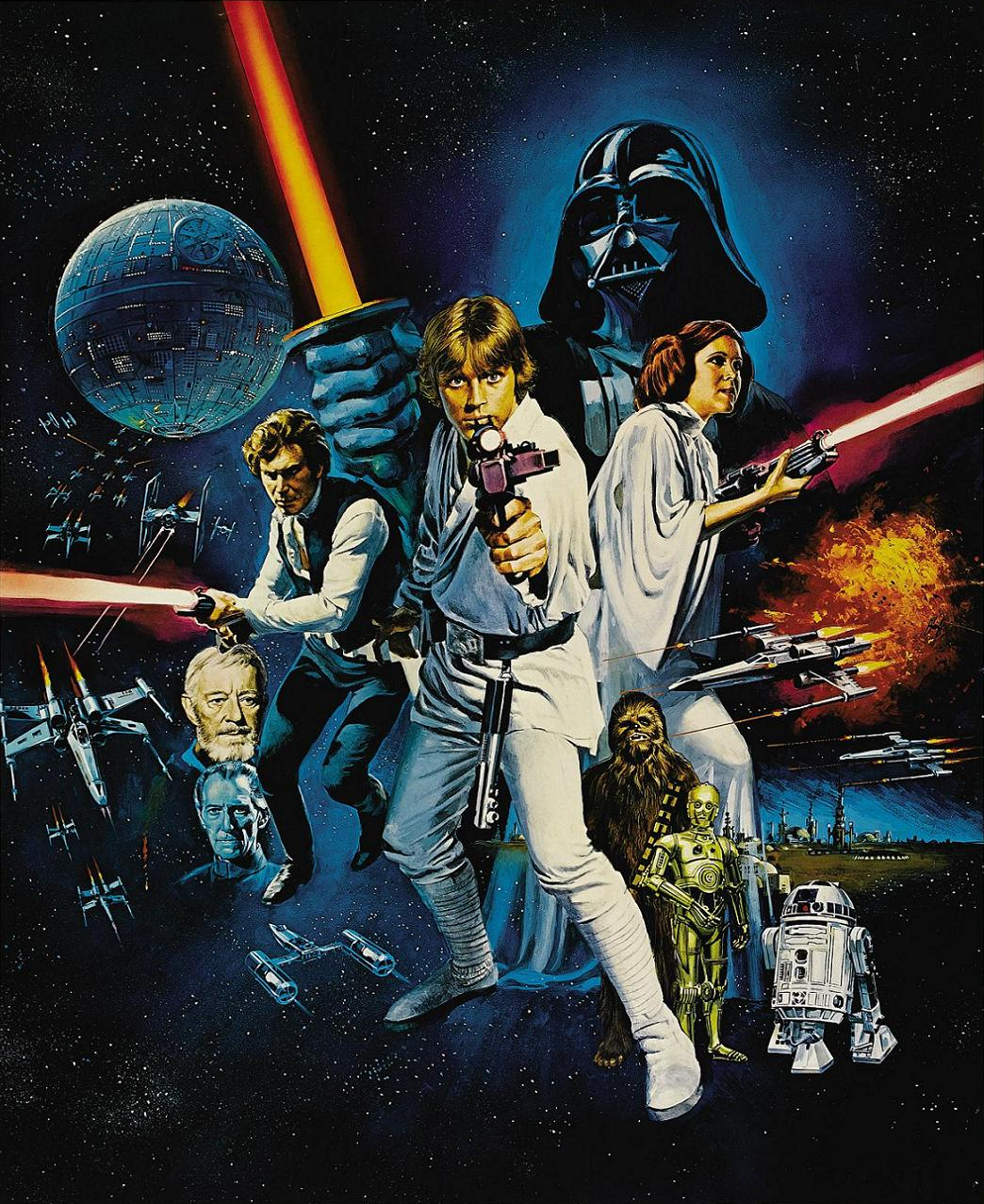 Download Star Wars Retro Wallpaper Gallery