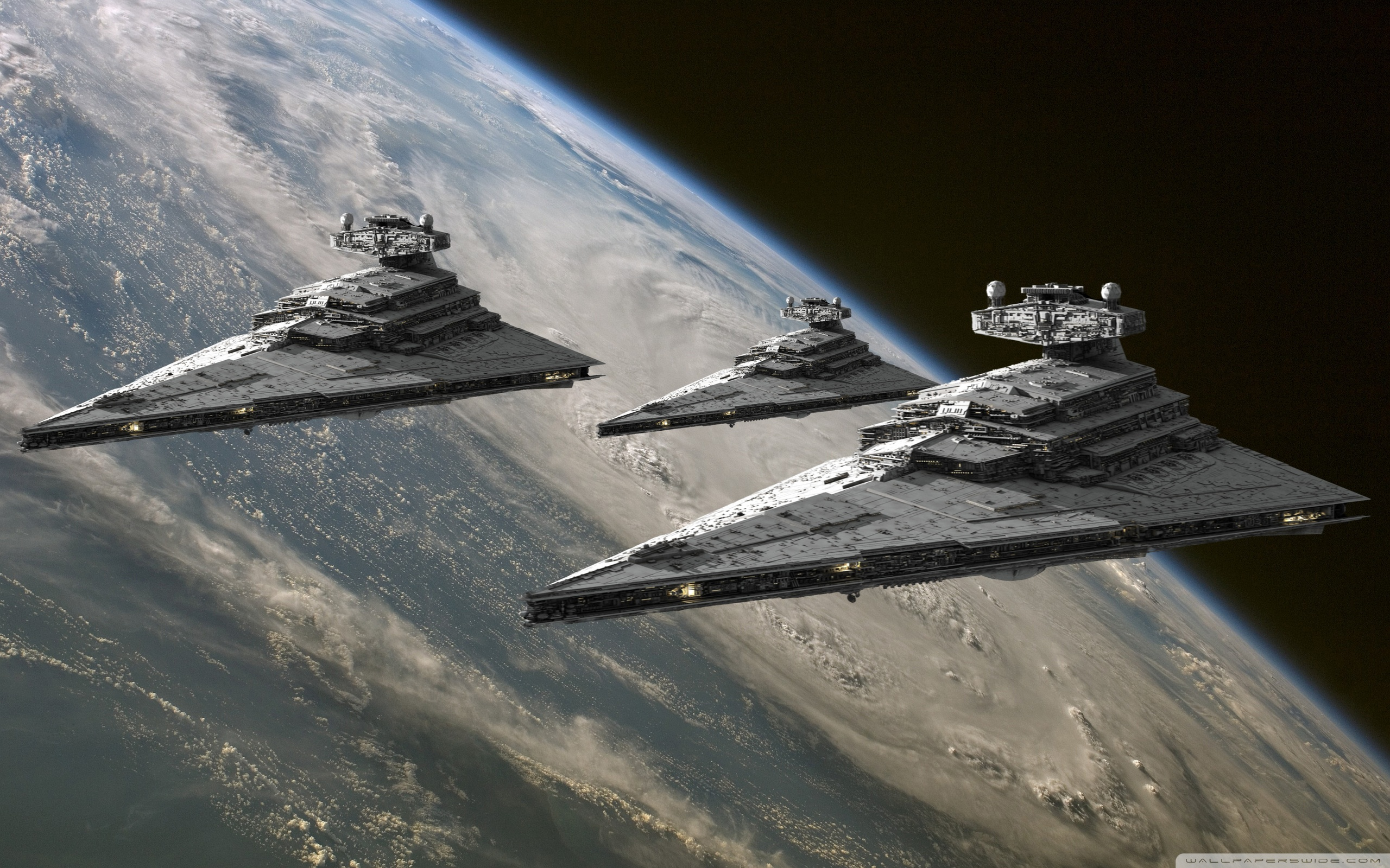 Star Wars Ships Wallpaper